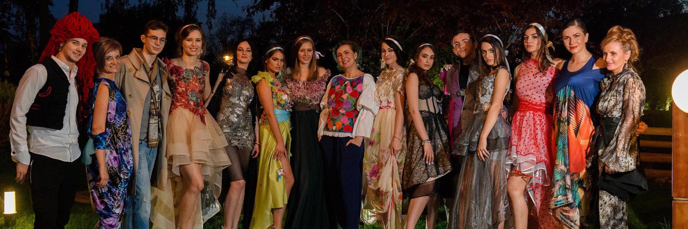 Chic by Vali Cioban Fashion Show - Rotaract Charity Ball 2017