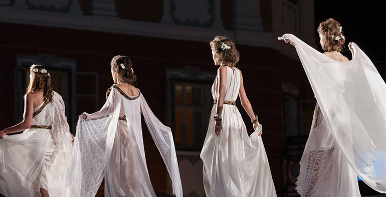 IELELE - Feeric Fashion Week Sibiu 2016
