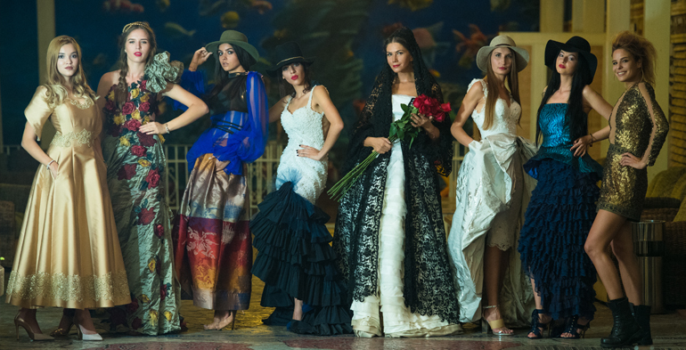 Chic by Vali Cioban - August Fashion Show 2016