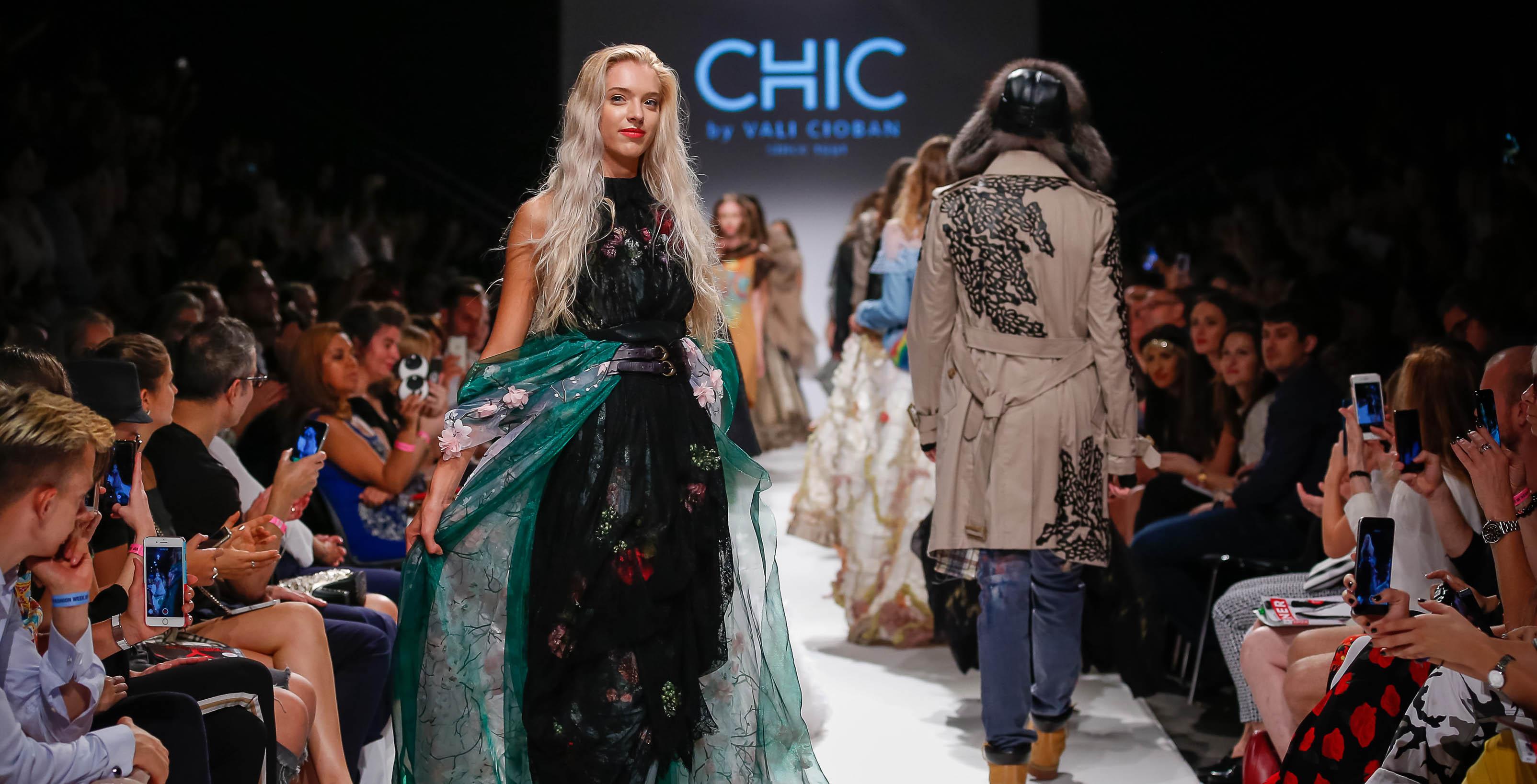 Seasons 2018/2019 - MQ Vienna Fashion Week. 18 presented by Skoda